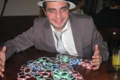 Pokerturnier WS 10/11